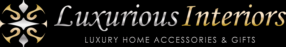 Logo: Luxurious Interiors - Luxury Home Accessories & Gifts