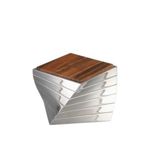 Nambe Twist Coasters