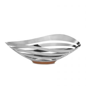 Nambe Pulse Bread/Fruit Bowl