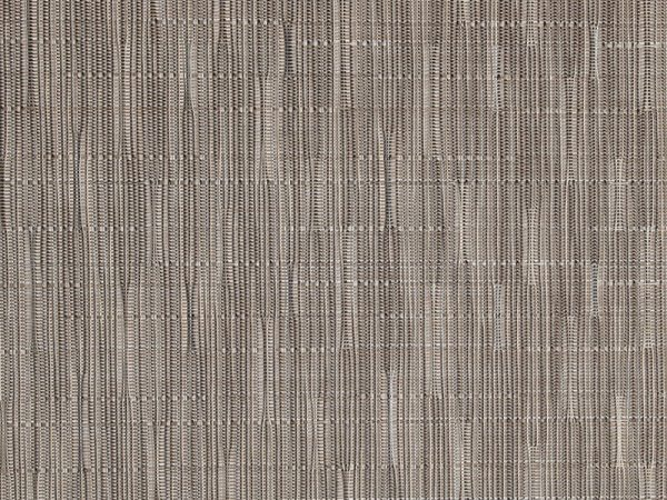 Chilewich Bamboo Placemat - Dune - closeup to show texture