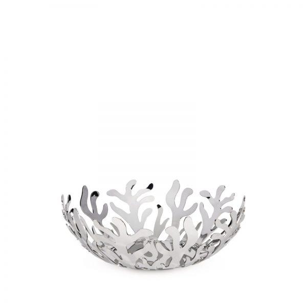Alessi Mediterraneo Fruit Bowl - Stainless Steel - Large