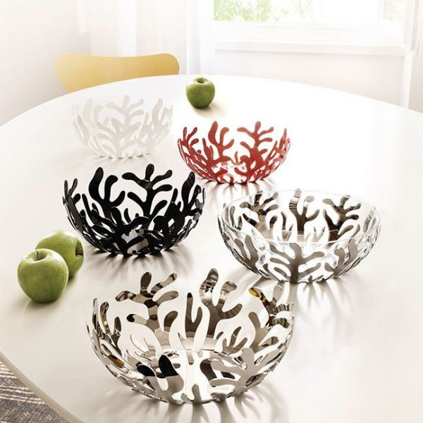 Alessi Mediterraneo Fruit Bowls - all colors