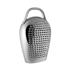Alessi Cheese grater Cheese please - side