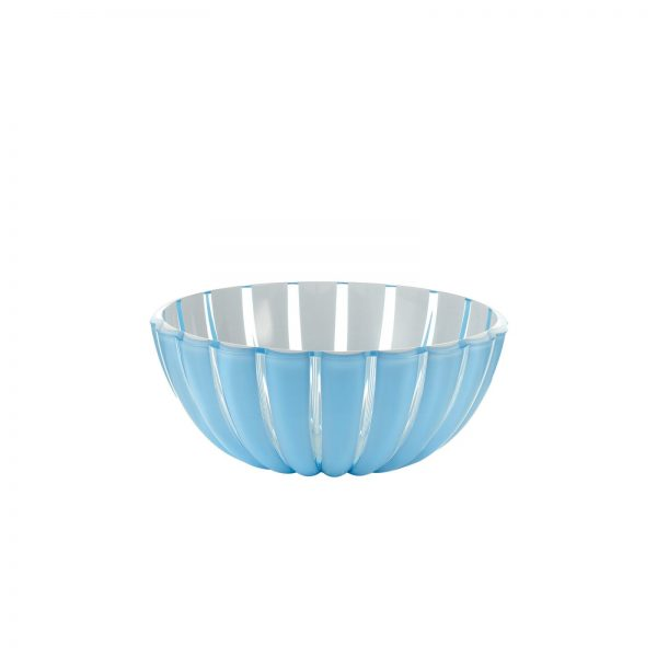 Guzzini Grace Bowl - Medium - 20 cm - Blue/White