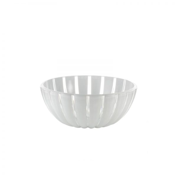 Guzzini Grace Bowl - Medium - 20 cm - White/Clear