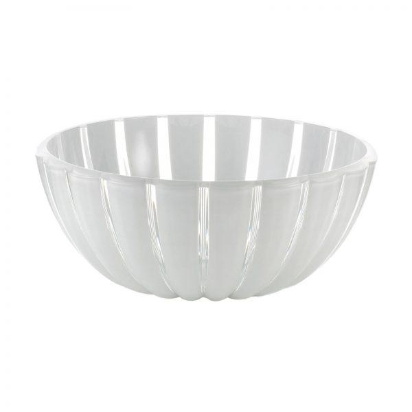 Guzzini Grace Bowl - XLarge - 30 cm - White/Grey
