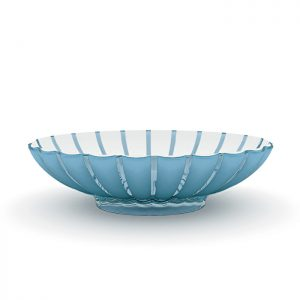 Alessi Grace Centerpiece - Blue/White