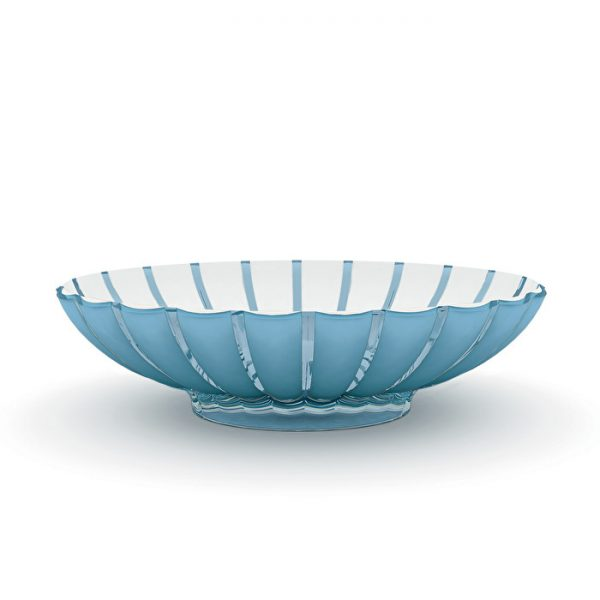 Alessi Grace Centerpiece - Blue/White