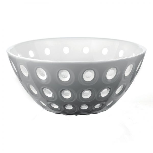 Guzzini Le Murrine Bowl - Grey- White