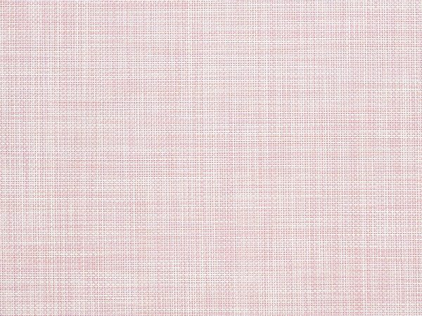Chilewich Mini Basketweave Placemat - Blush - closeup to show texture