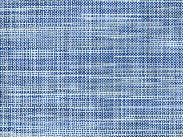 Chilewich Mini Basketweave Placemat - Chambray - closeup to show texture
