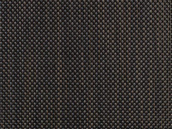 Chilewich Mini Basketweave Placemat - Espresso - closeup to show texture