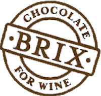 Brix Chocolate for Wine Logo