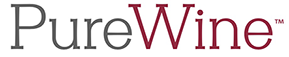 PureWine Logo - The Wand
