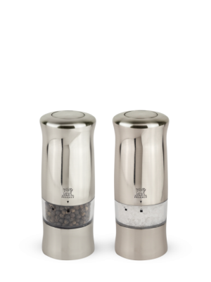 Duo Zeli salt and pepper mill set