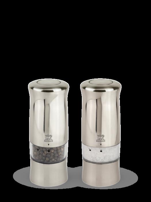 Duo Zeli salt and pepper mill set