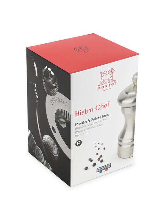 Bistro chef pepper millin box
