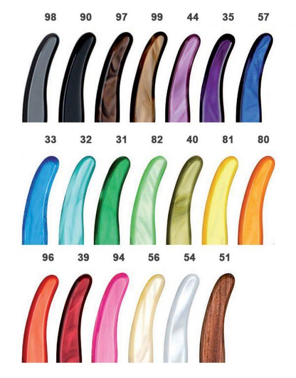 Claude Dozorme Berlingot Knife handle color choices