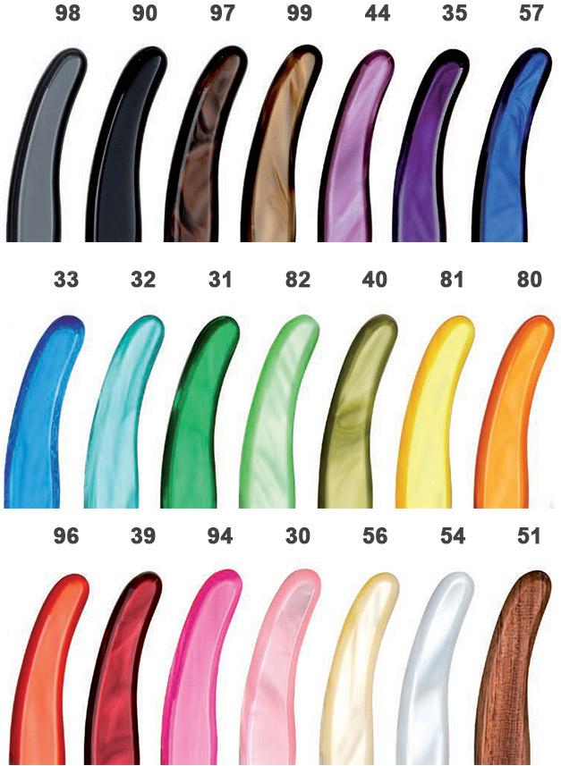 Steak Knife Color Choices