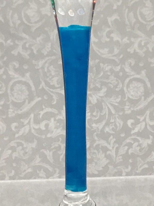 Italian Glass - Turquoise Stem