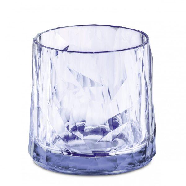 Koziol SuperGlas Short Tumbler Aquamarine Blue