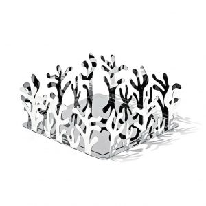 Alessi Mediterraneo Stainless Napkin Holder